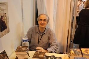 JCMarguerite Salon du Livre 2017 ActuSF Jerôme Vincent